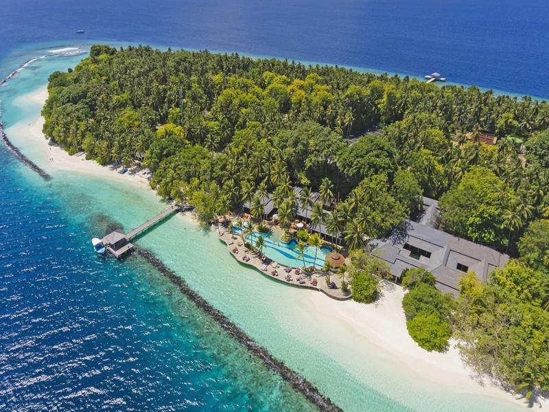 MALDIVES ROYAL ISLAND RESORT 5*